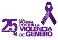 Dia internacional contra la violencia de genero